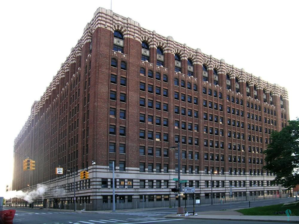 Edificio Argonauta, Laboratorio de General Motors