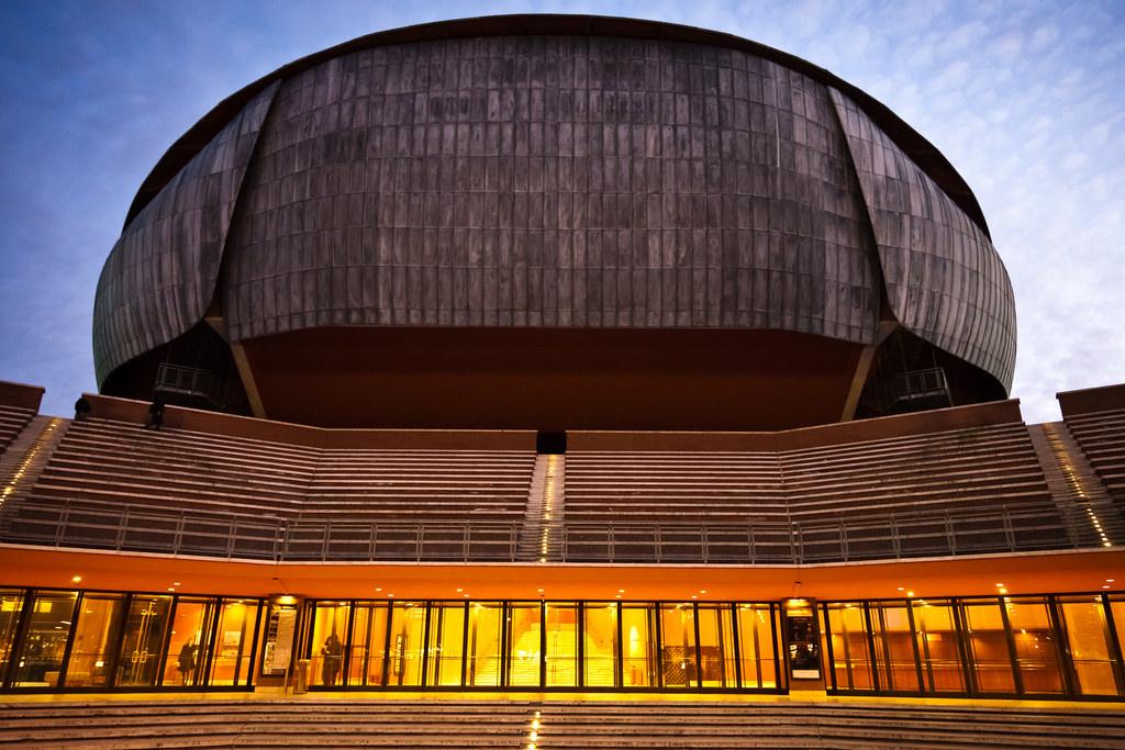 Auditorio Parco della Musica