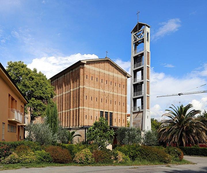 Iglesia de las Santas María y Tecla