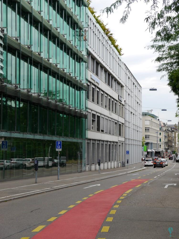 Edificio de Oficinas Tamedia