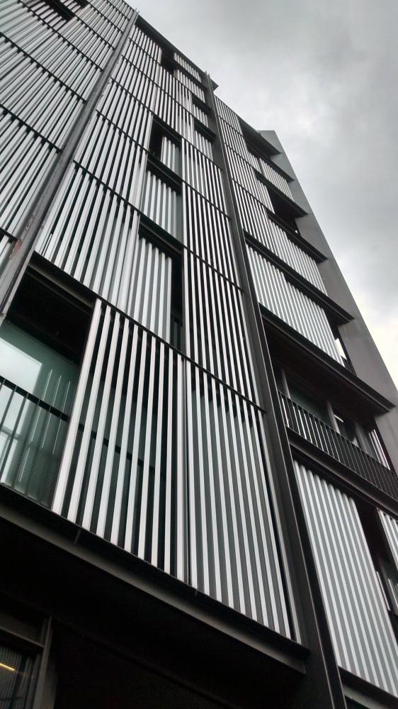 Edificio de viviendas en Plaza Euskadi