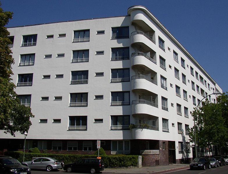 Apartamentos en Hohenzollerndamm