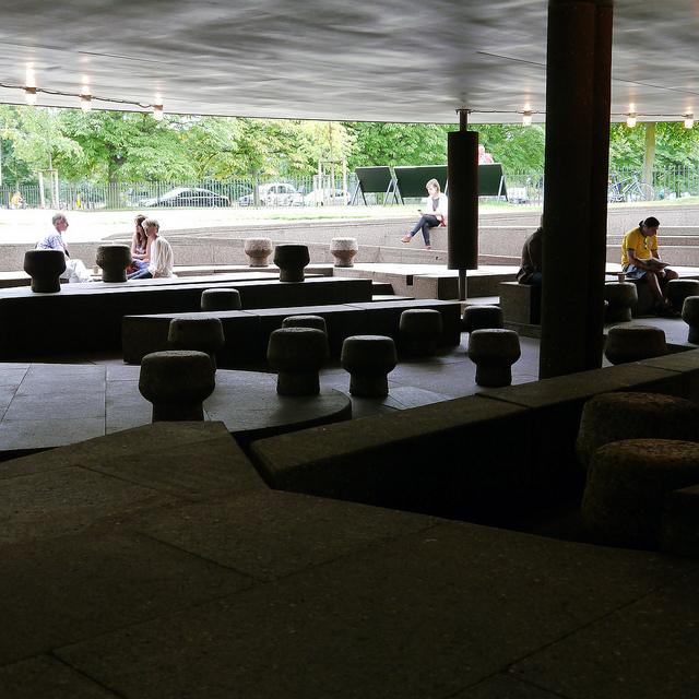 Pabellón de la Serpentine Gallery 2012