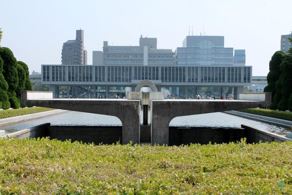 Complejo del Centro de Paz de Hiroshima: Museo Memorial de la Paz
