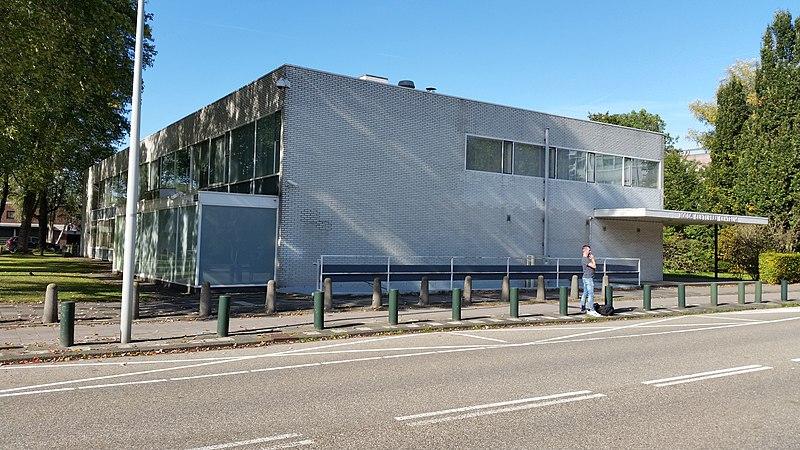 Edificio Vrije Gemeente (ahora Centro Cultural Joods)