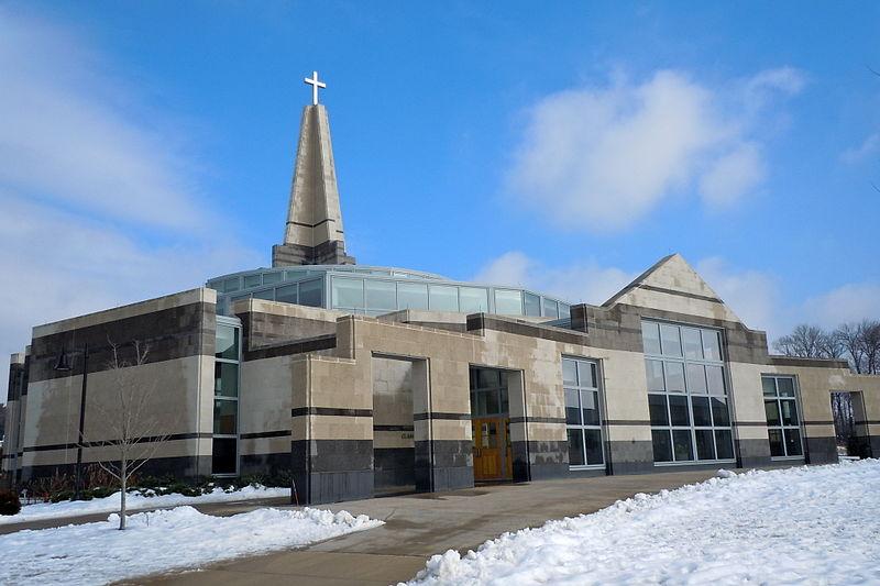 Capilla de la academia episcopal