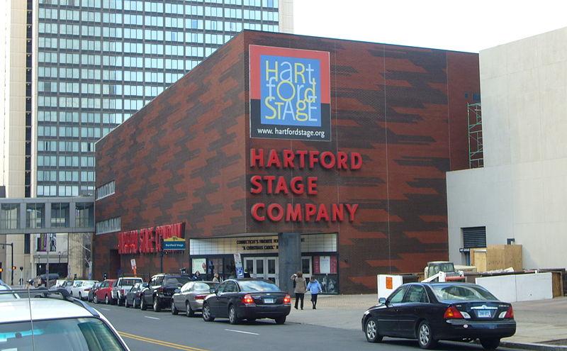 Edificio de la Hartford Stage Company