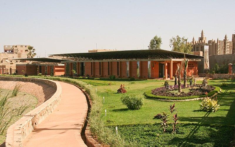 Centro de la arquitectura de tierra (Centre de l'Architecture en Terre)