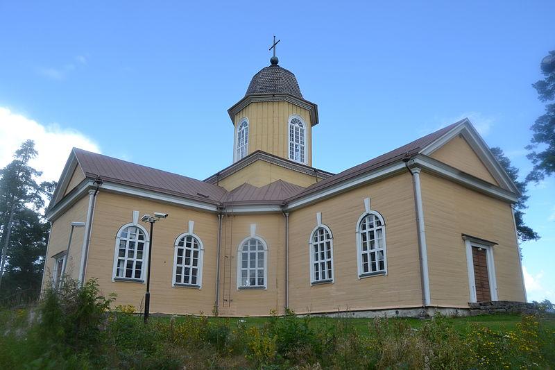 Renovación de la Iglesia Korpilahti