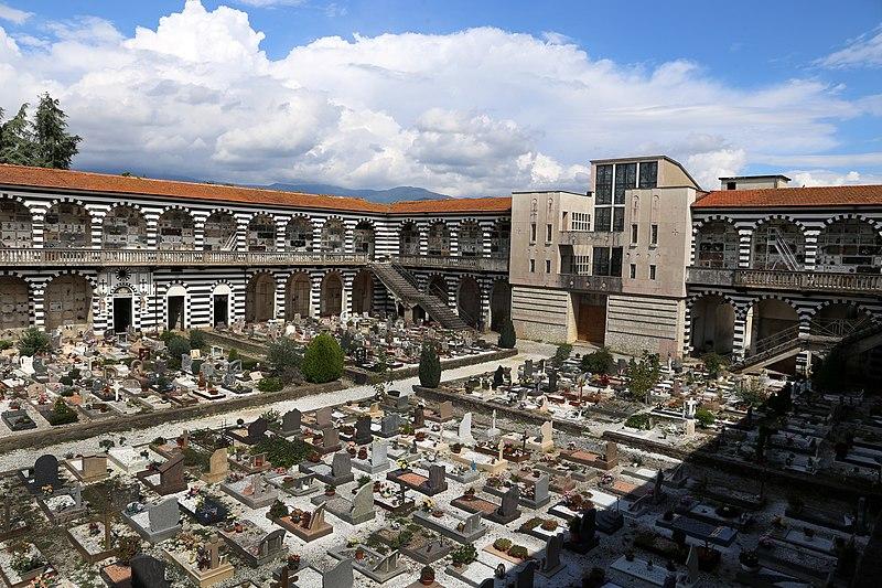 Iglesia del Cementerio de la Virgen
