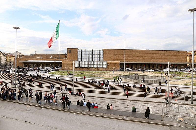 Estación de Florencia Santa Maria Novella
