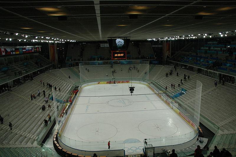 Palacio de Deportes Olímpico de Turín