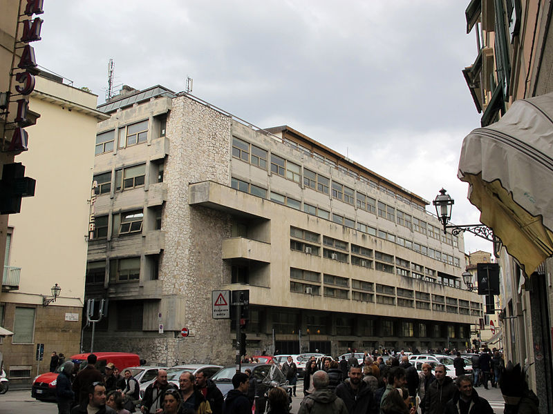 Sede de la Dirección Provincial de Correos y telégrafos