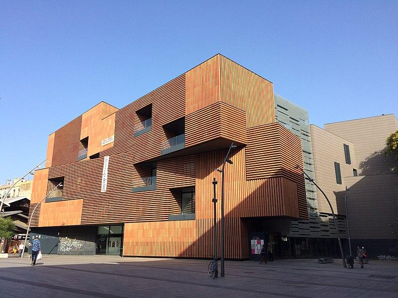 Escuela de Arte y Diseño La Massana