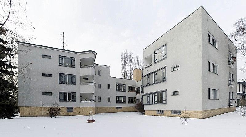 Edificio de apartamentos en Flinsberger Platz