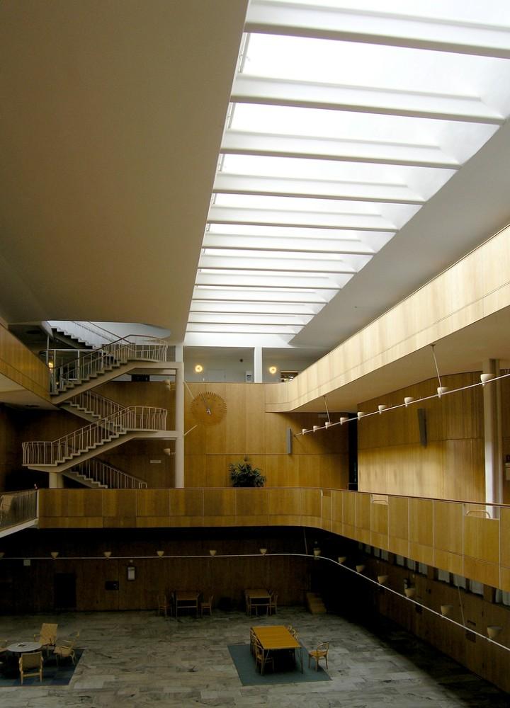 Extensión del Ayuntamiento de Gotemburgo: edificio de los juzgados
