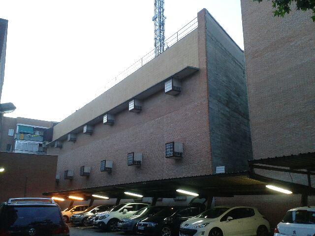 Edificio para Telefónica en San Sebastián de los Reyes