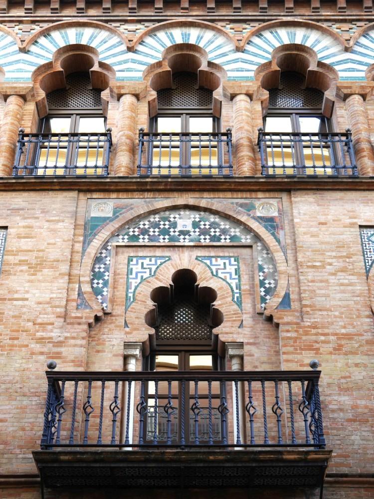 Sede del Bankinter en Sevilla
