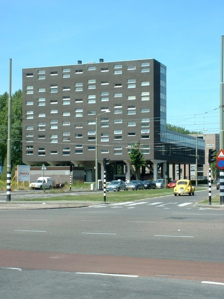 Festival de la vivienda en Dedemsvaartweg: bloque de viviendas Kavel 24