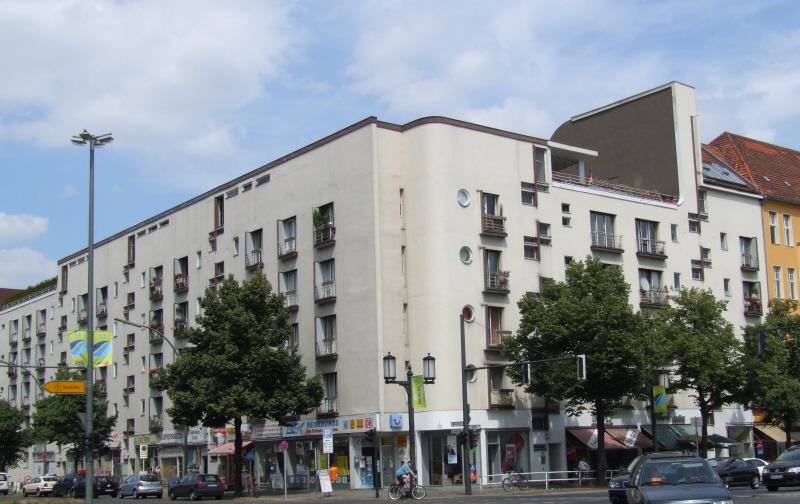 Apartamentos en Kaiserdamm