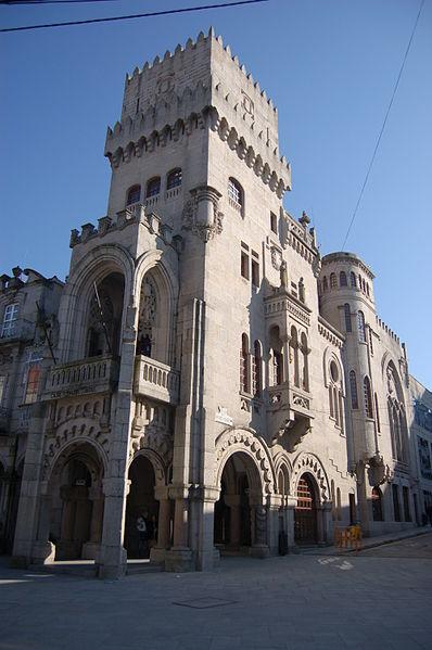 Casa consistorial de Porriño