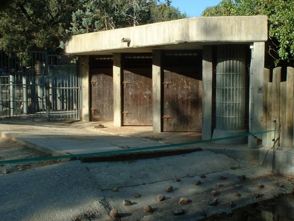 Zoológico de Madrid