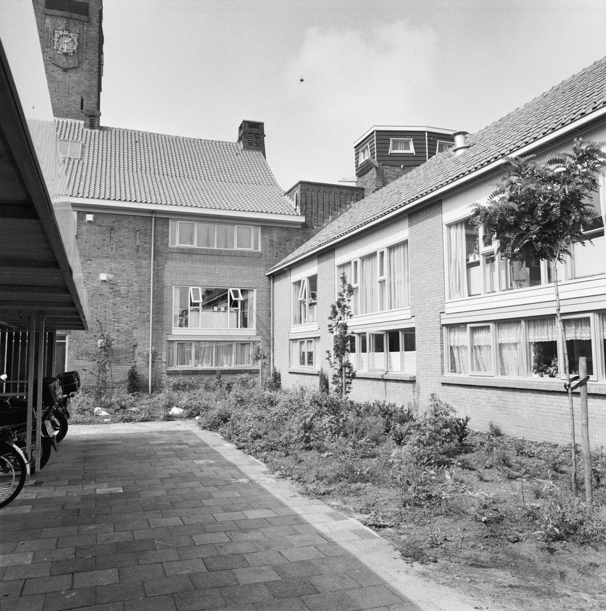 Complejo de viviendas municipales 2