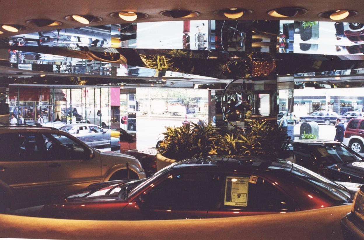 Exposición de vehículos Hoffman