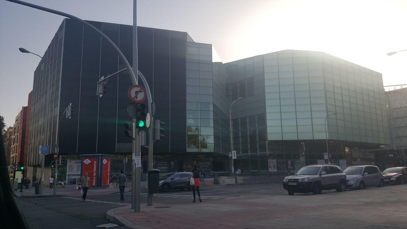 Centro para las Artes Escénicas de la Comunidad de Madrid