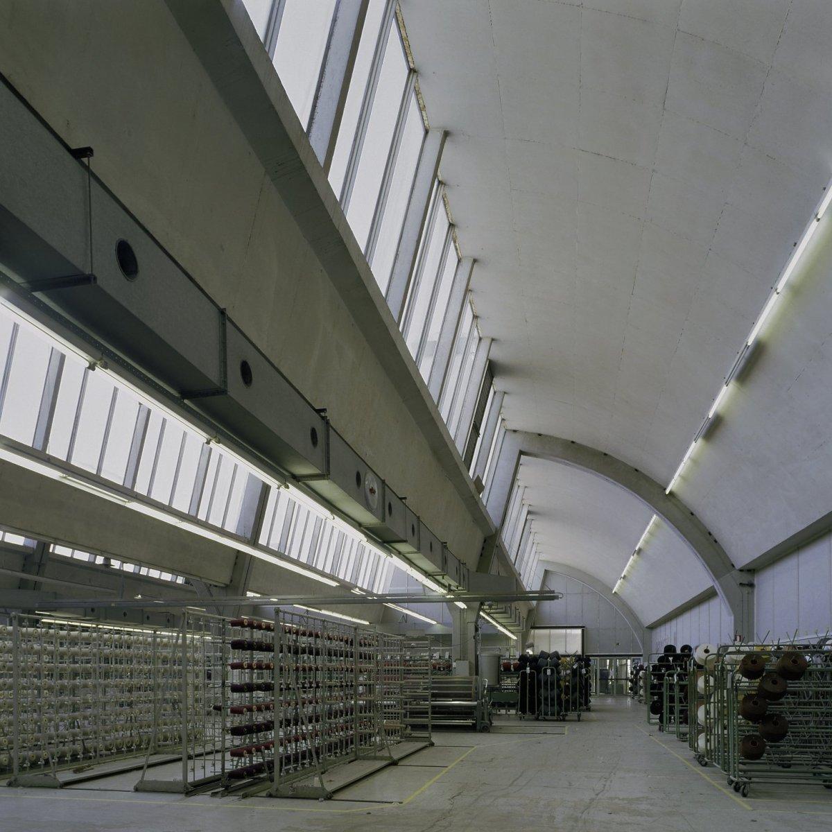 Fábrica de tejido De Ploeg (actualmente Bruns)
