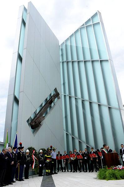 Monumento conmemorativo del 11 de Septiembre