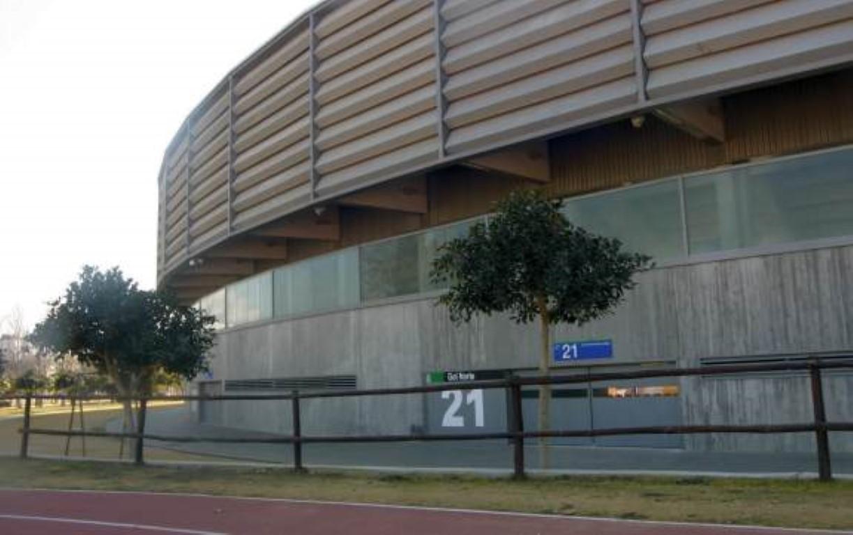 Estadio de futbol del Xerez Deportivo FC - hotel