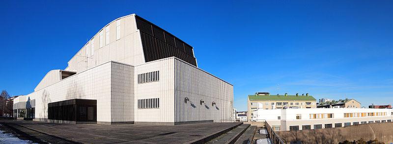 Teatro municipal de Jyväskylä