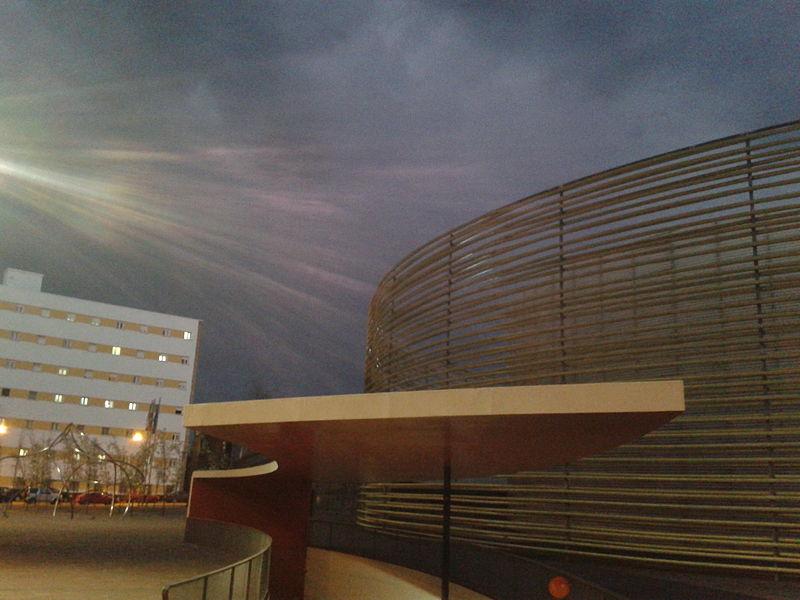 Palacio de congresos de Badajoz