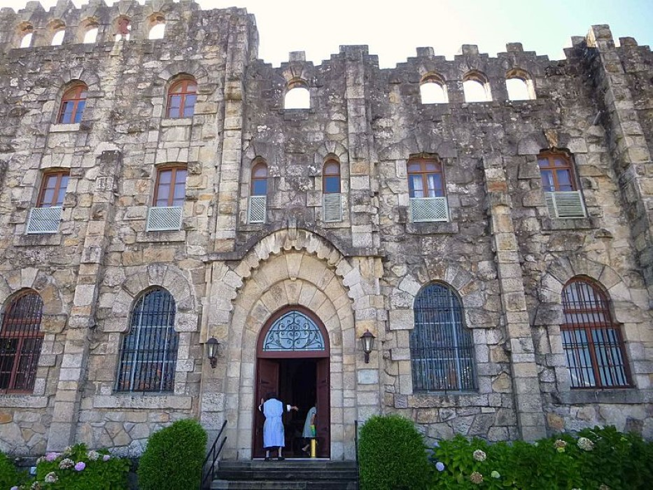 Monasterio de la Visitación de las Salesas Reales