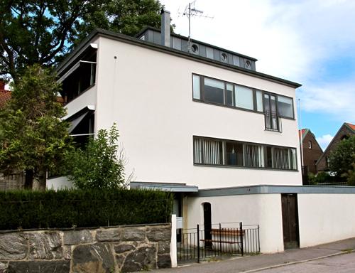Villa en Prytzgatan