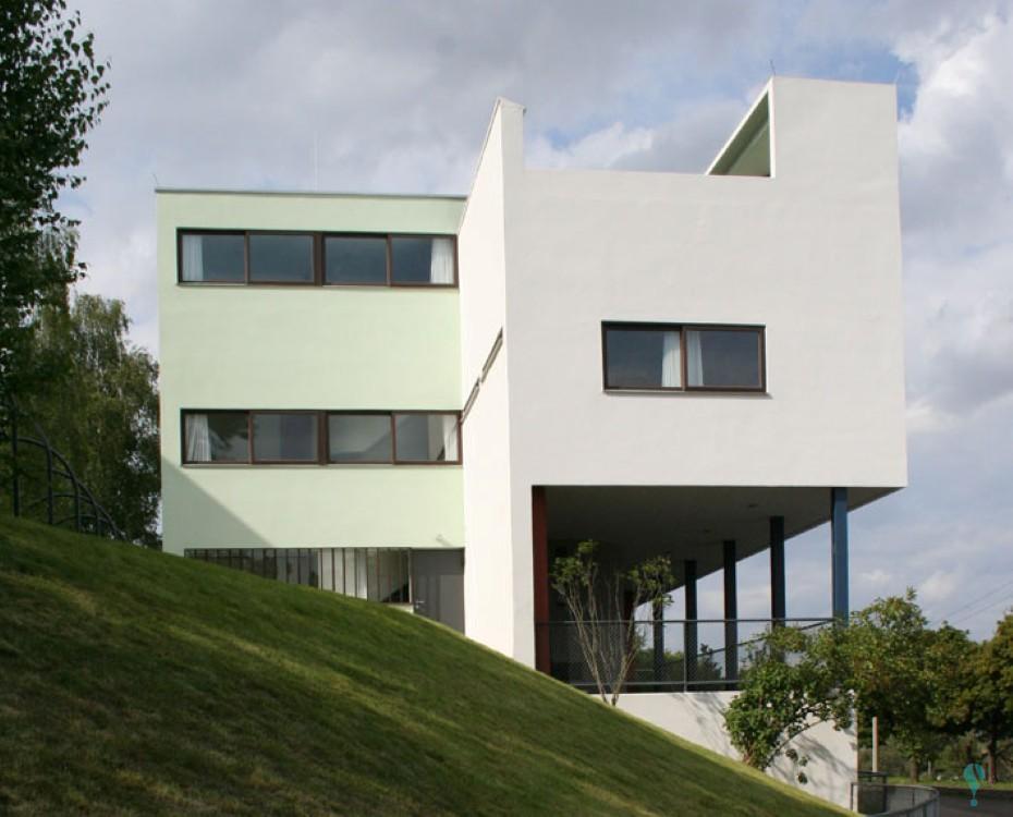 Casa en la Weissenhof Siedlung